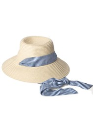 Becksondergaard Yrsa Straw Hat - Natural