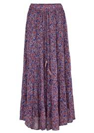 MOLIIN Vanilla Maxi Skirt - Princess Blue