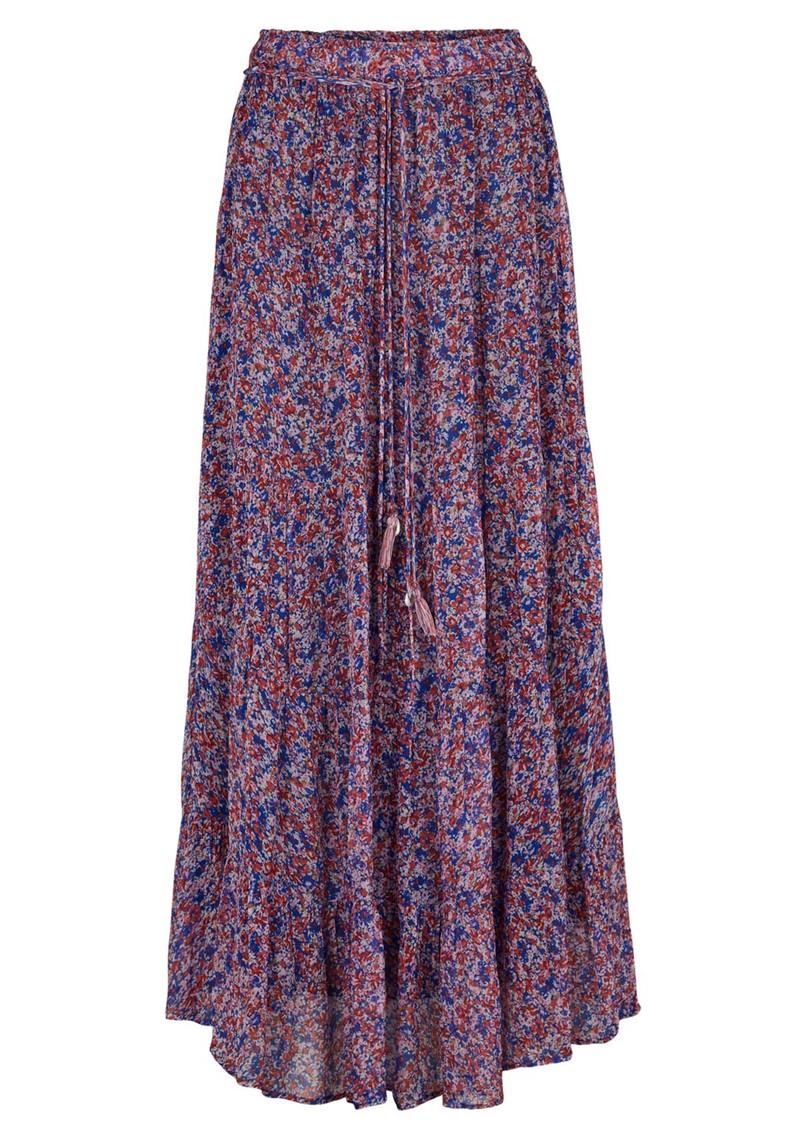 MOLIIN Vanilla Maxi Skirt - Princess Blue main image