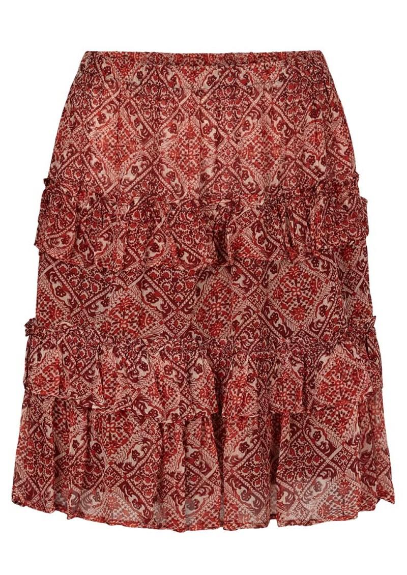 MOLIIN Beate Short Skirt - Poppy main image