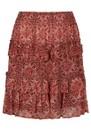 Beate Short Skirt - Poppy additional image
