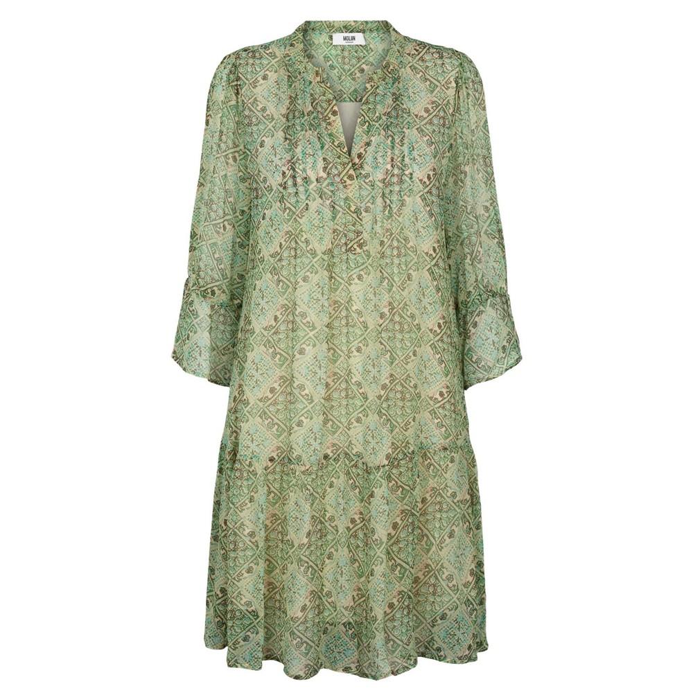 Kyla Dress - Green