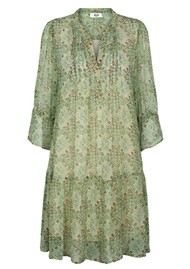 MOLIIN Kyla Dress - Green