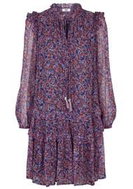 MOLIIN Brianna Dress - Princess Blue