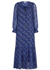 MOLIIN Asuri Midi Dress - Princess Blue