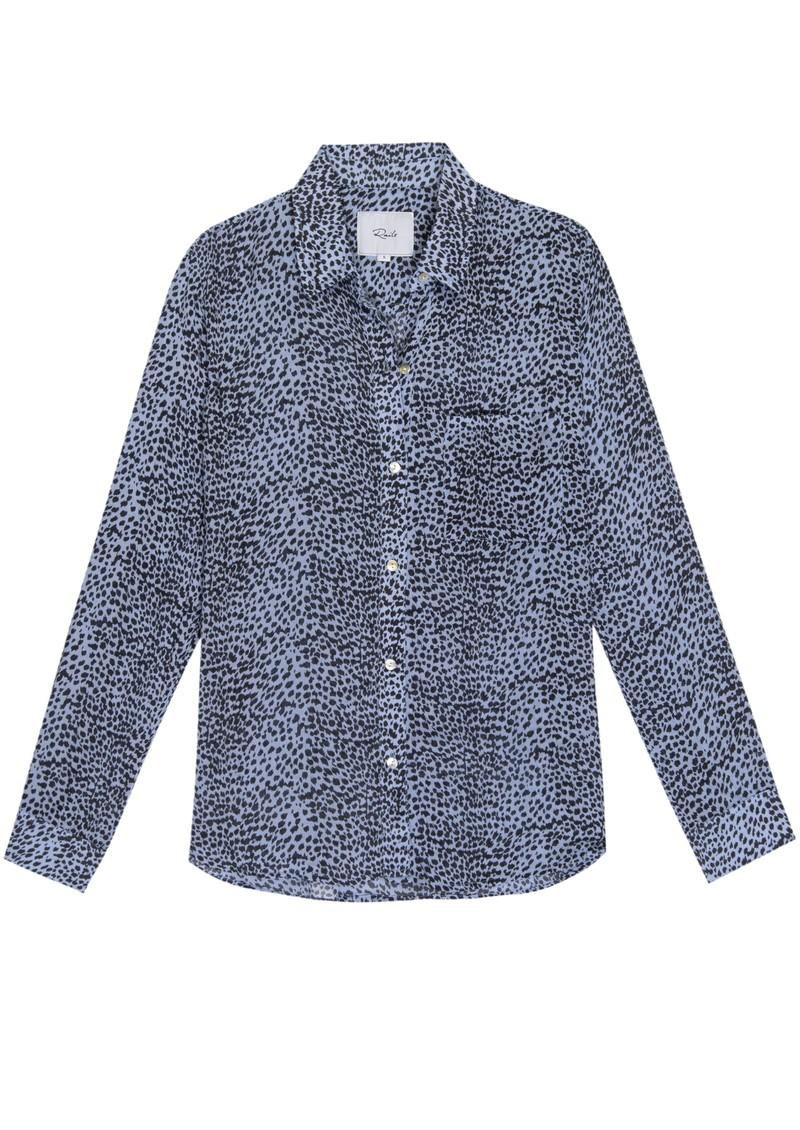 Rails Anna Shirt - Blue Lynx main image