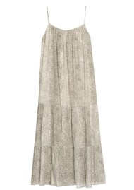 Rails Adora Dress - Cream Snakeskin