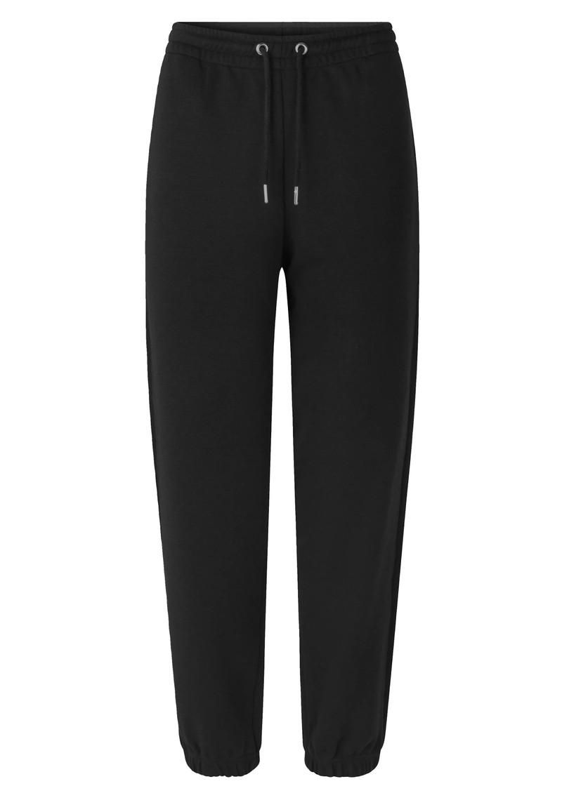 SECOND FEMALE Carmella Cotton Sweat Pants - Black main image