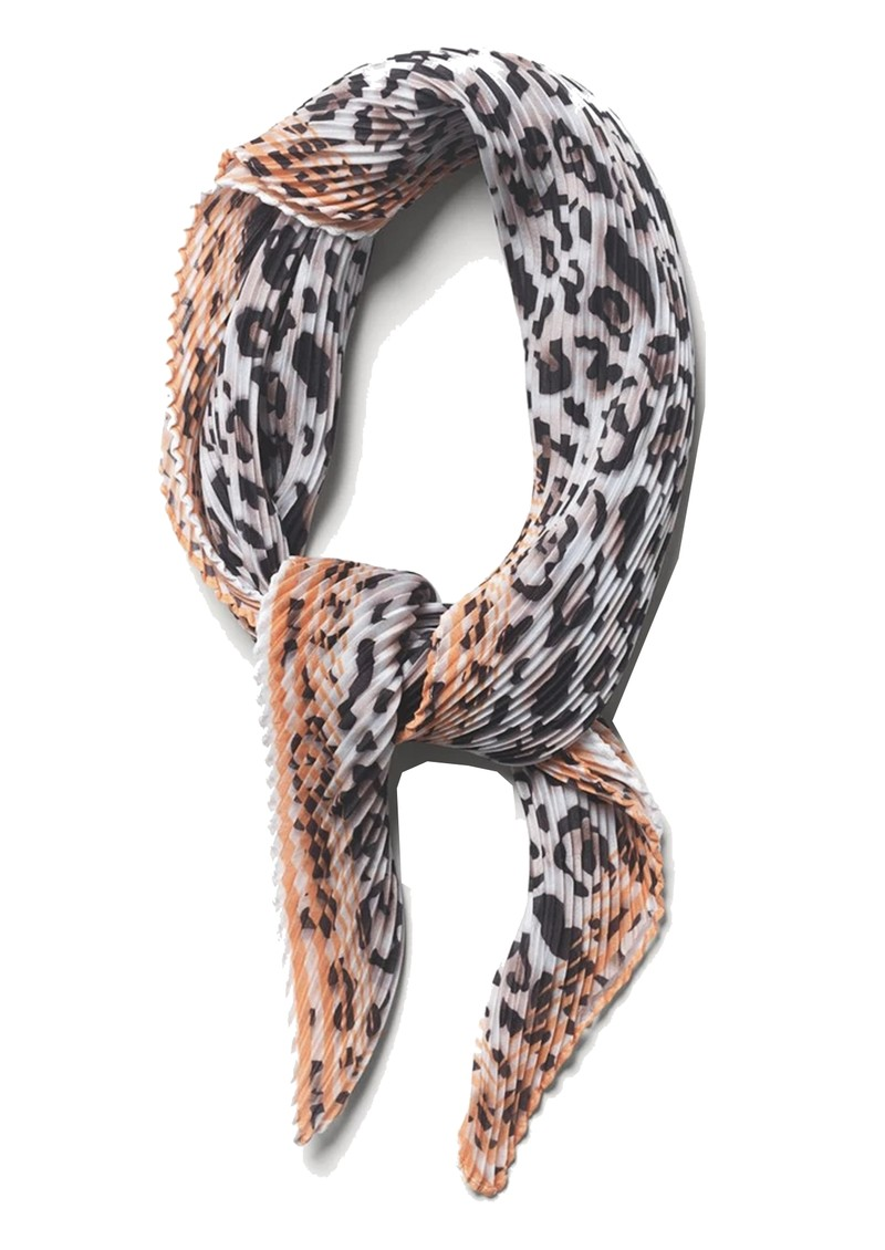 Lowie Plea Scarf - Brownish main image