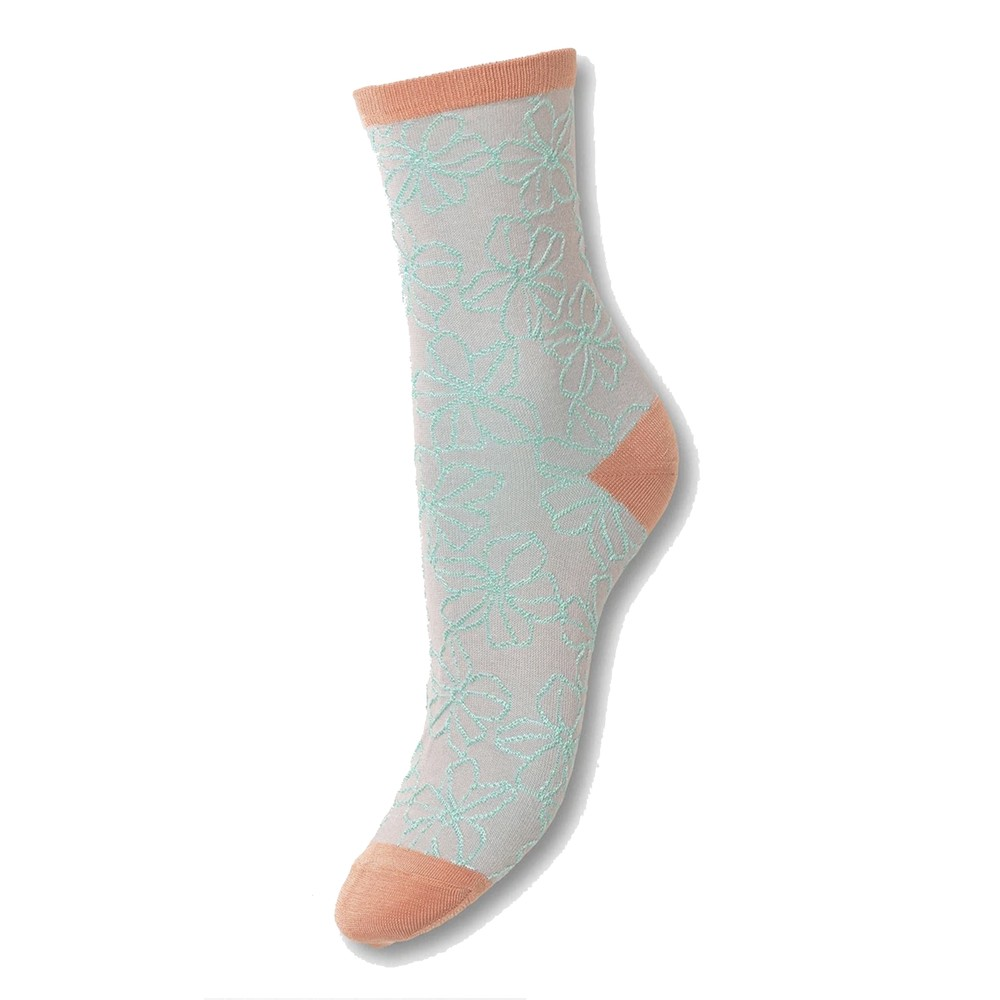 Flowdy Sora Socks - Violet Ice