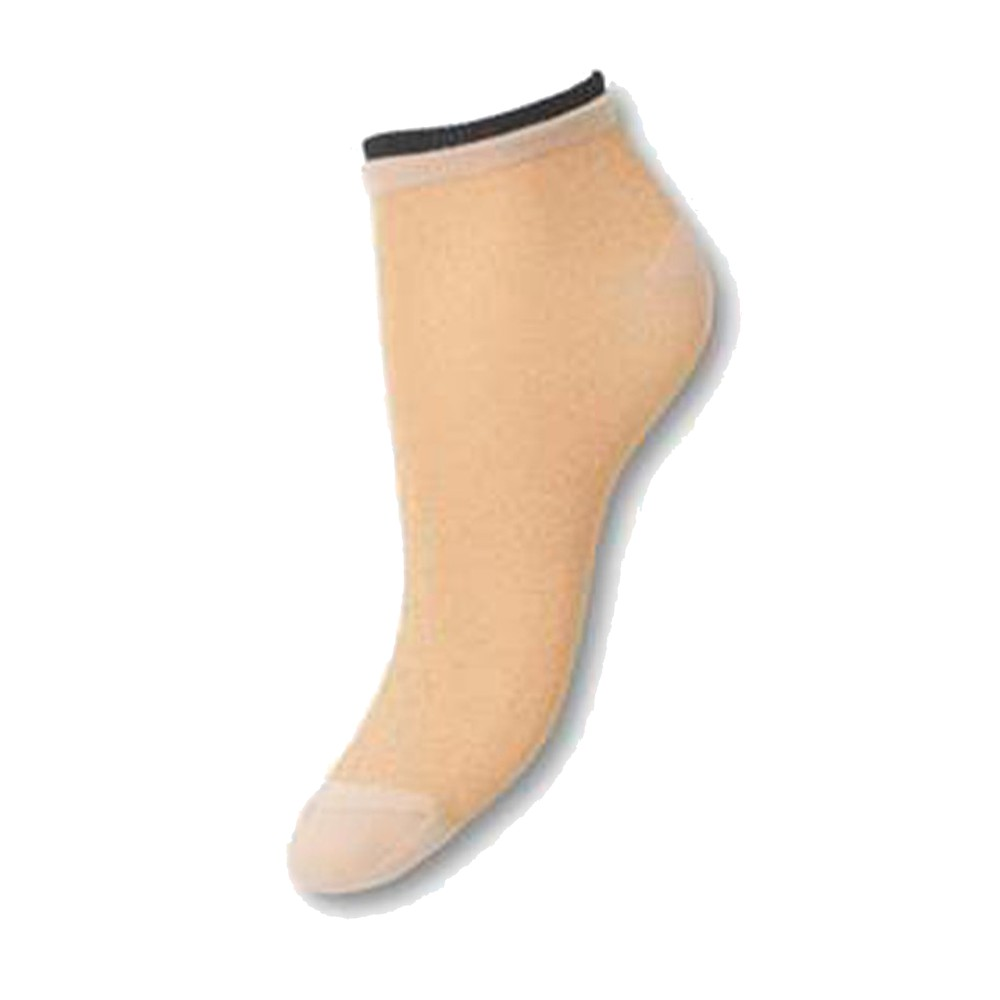 Dollie Solid Socks - Oyster Gray