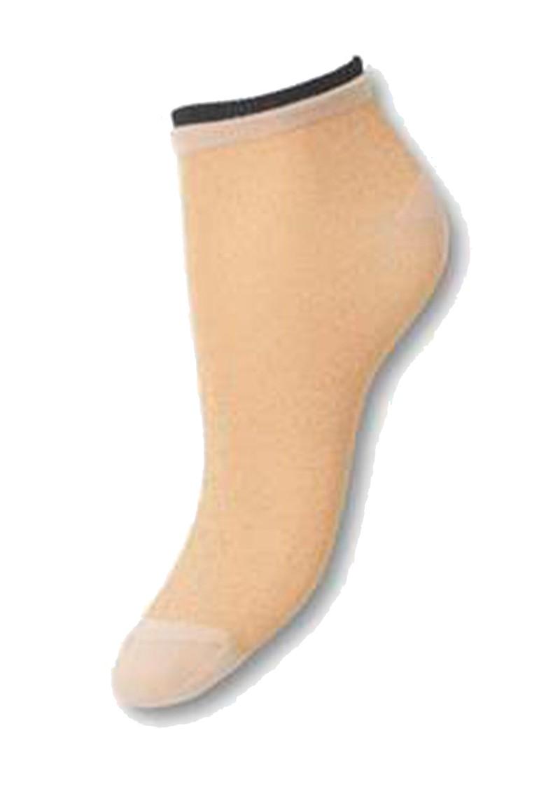 Becksondergaard Dollie Solid Socks - Oyster Gray main image
