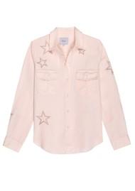 Rails Loren Shirt - Blush Star
