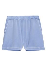 Rails Jane Cotton Shorts - Zen Blue