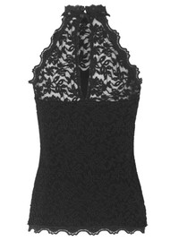 Rosemunde Delicia Lace Top - Black