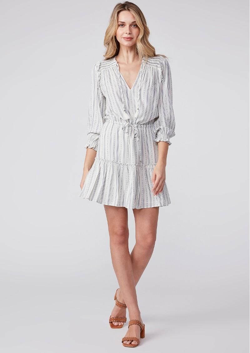 Paige Denim Kaylynn Dress - Arona Multi  main image