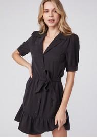 Paige Denim Mayslie Dress - Black