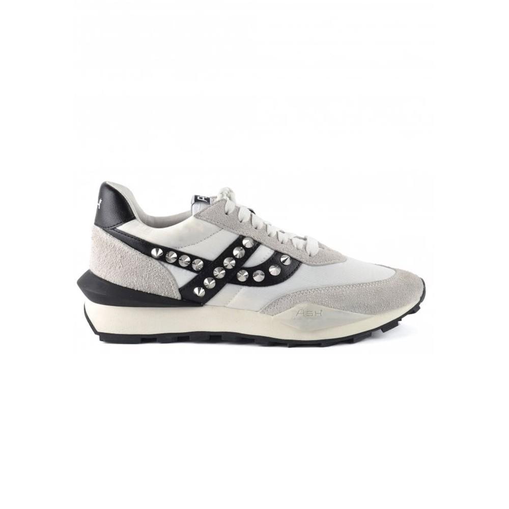 Spider Studs Eco Trainers - Black & White