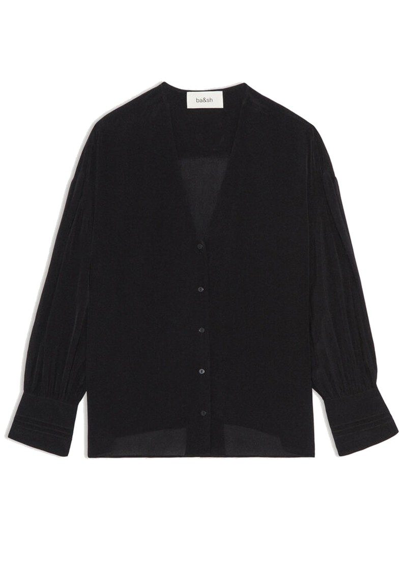 Ba&sh Ultra Blouse - Black main image