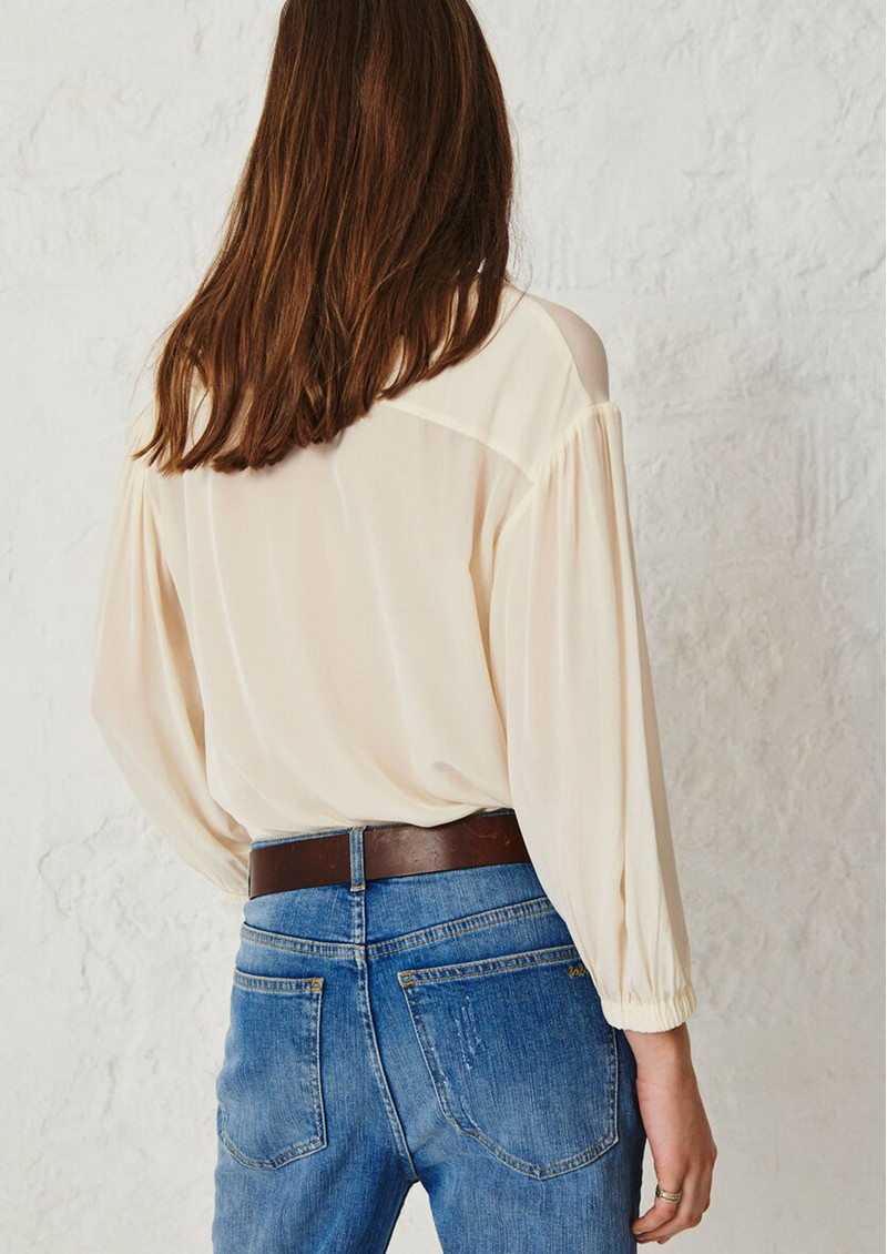 Ultra Blouse - Off White main image