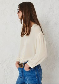 Ba&sh Ultra Blouse - Off White