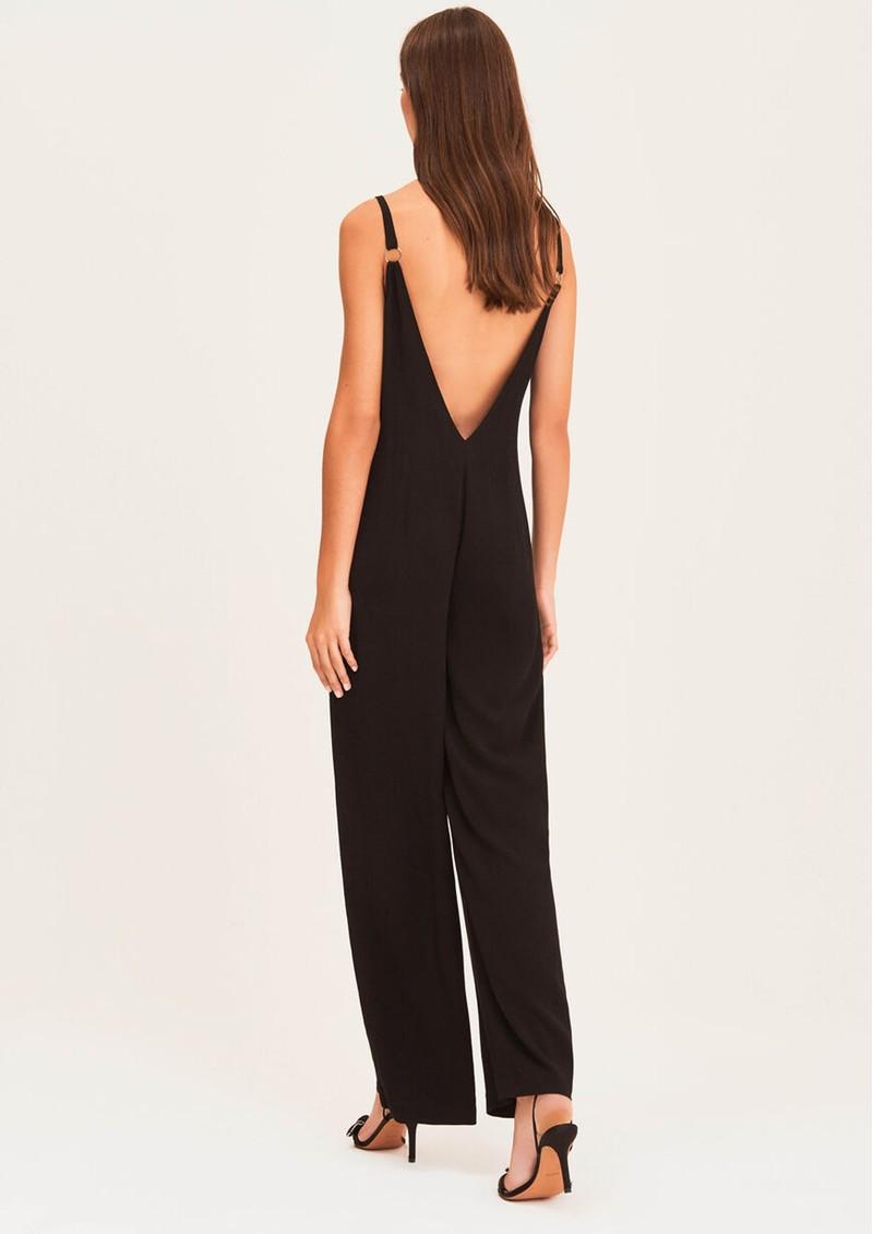 Ba&sh Fasme Jumpsuit - Black main image