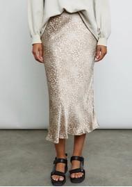 Rails Anya Skirt - Tan Cheetah