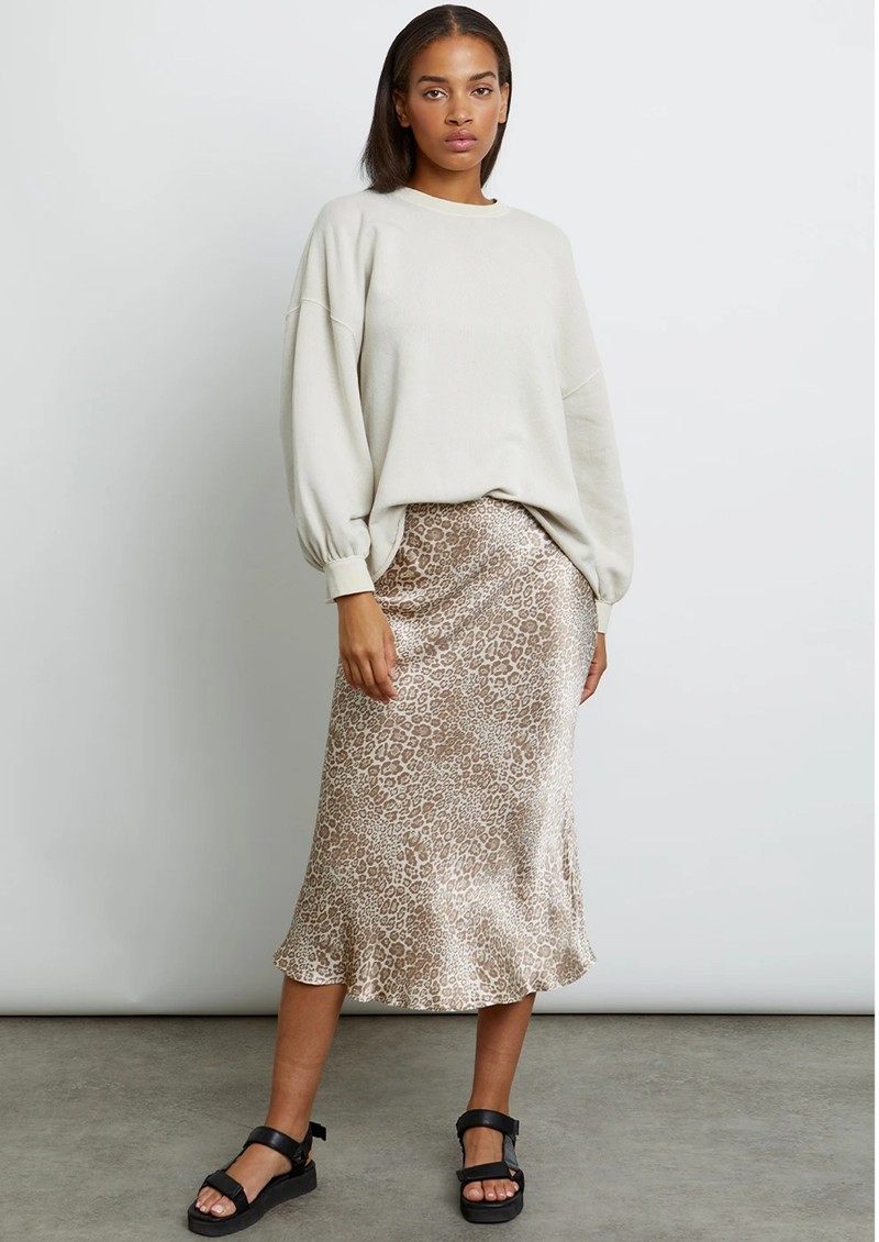 Rails Anya Midi Skirt - Tan Cheetah main image