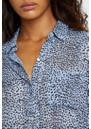 Anna Shirt - Blue Lynx additional image