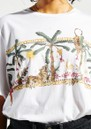 Safari Pima Cotton T-Shirt - White additional image