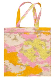 STINE GOYA Lilia Tote Bag - Distortion