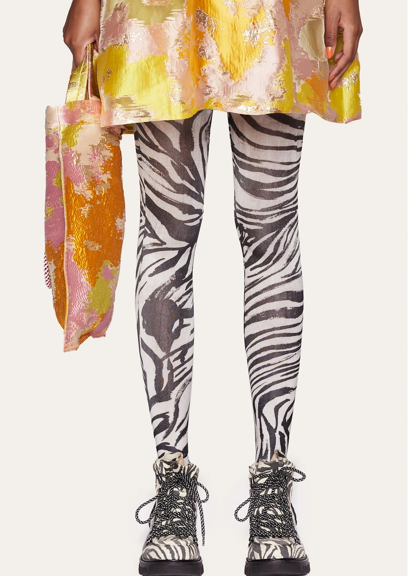 STINE GOYA Lilia Tote Bag - Distortion main image