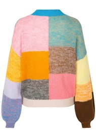 STINE GOYA Adonis Jumper - Multi