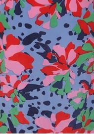 Mercy Delta Wray Silk Skirt - Hildene Sea