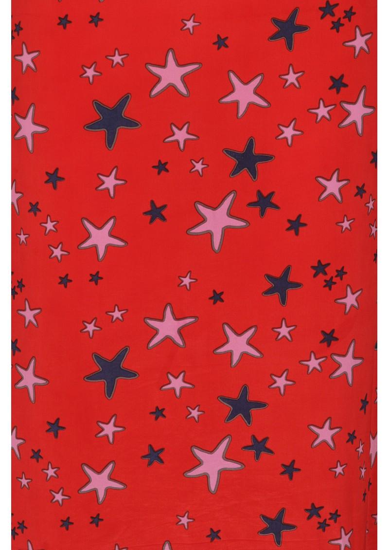Mercy Delta Wray Silk Skirt - Starfish Wild main image