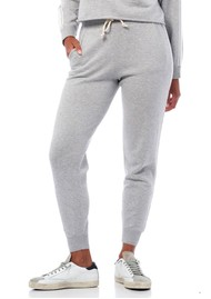 360 SWEATER Karson Cotton Mix Joggers - Mist & Chalk