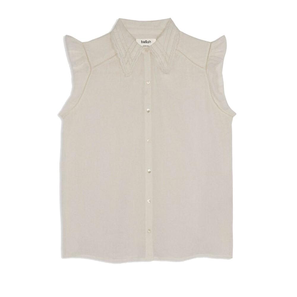 Bossa Shirt - Ecru