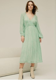 Lily and Lionel Pheobe Dress - Meadow Jade