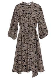 MAYLA Georgia Printed Short Dress- Margeruite