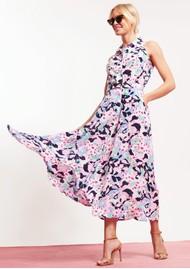 Mercy Delta Penrose Silk Dress - Hildene Mermaid