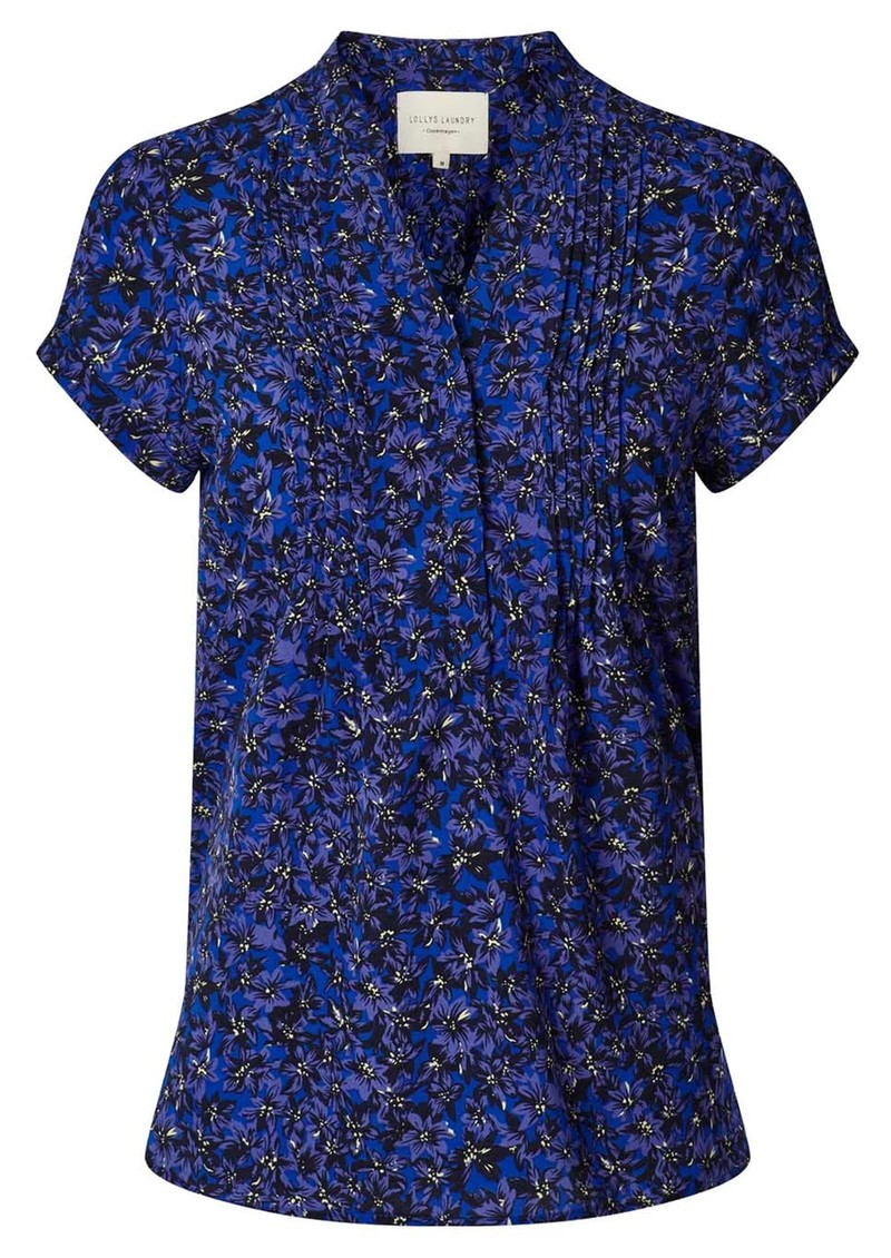 LOLLYS LAUNDRY Heather Top - Flower Print main image
