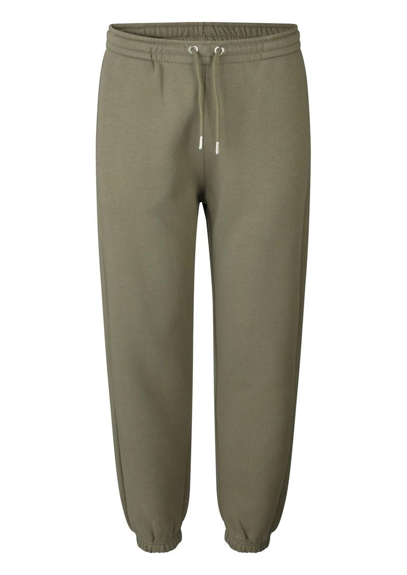 SECOND FEMALE Carmella Cotton Sweatpants - Olive Night main image