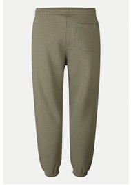 SECOND FEMALE Carmella Cotton Sweatpants - Olive Night