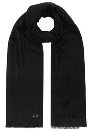Lily and Lionel Cashmere Scarf - Noir