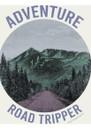 Adventure Road Organic Cotton Tee - Vintage White additional image