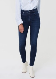 CITIZENS OF HUMANITY Chrissy High Rise Skinny Jeans - Serona