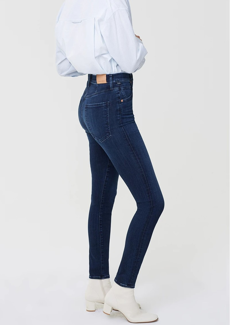 CITIZENS OF HUMANITY Chrissy High Rise Skinny Jeans - Serona main image
