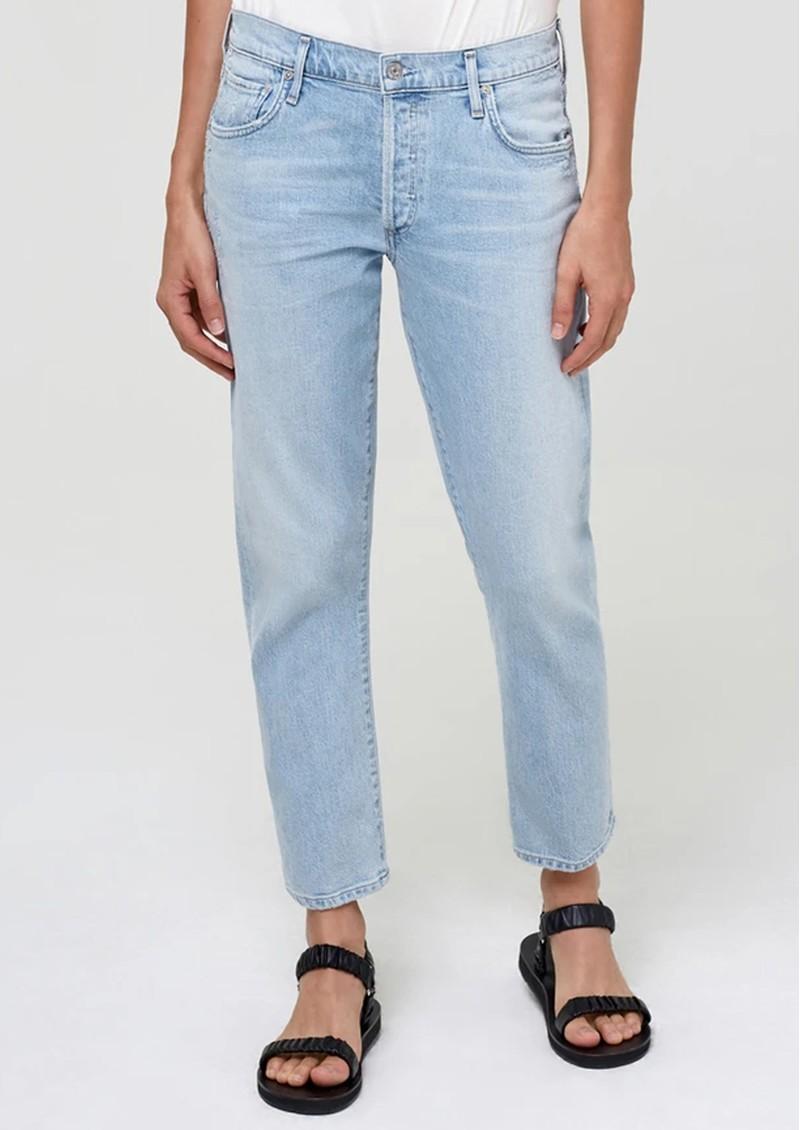 CITIZENS OF HUMANITY Emerson Slim Fit Boyfriend Jeans - La Lune main image