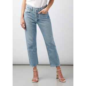 Parker High Rise Straight Leg Jean - Swapmeet