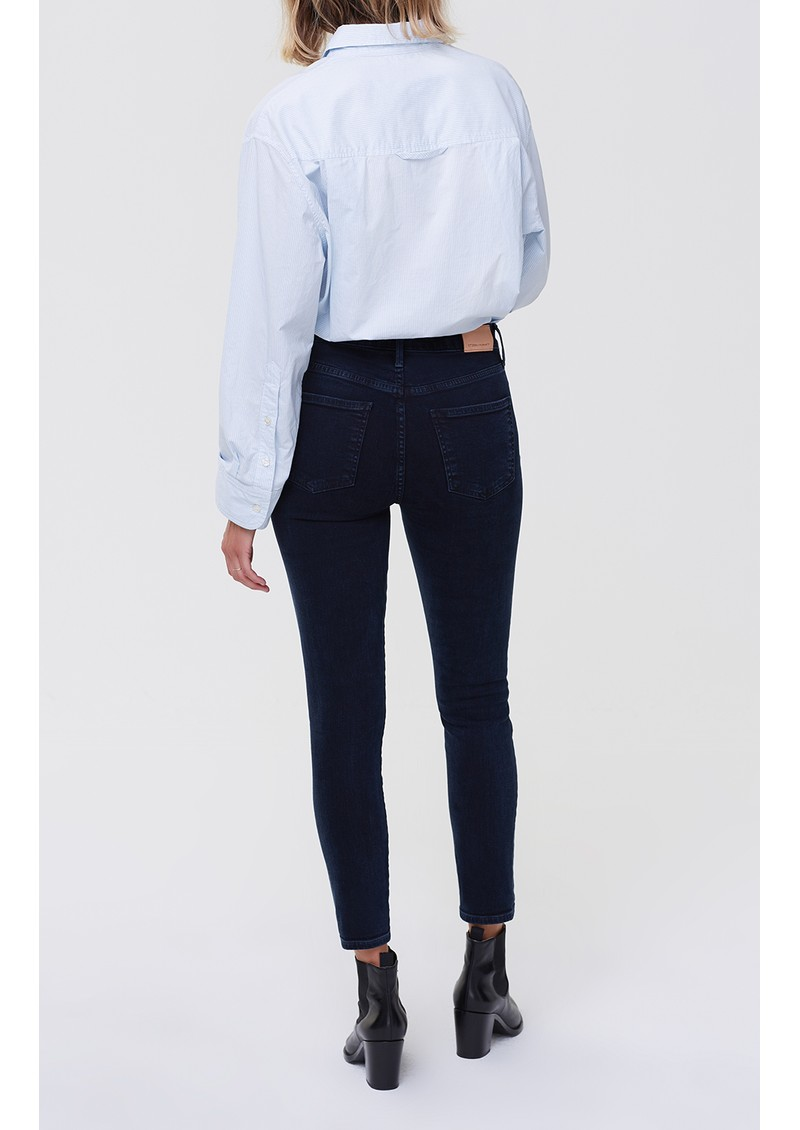 CITIZENS OF HUMANITY Rocket High Rise Skinny Crop Jeans - Ultra Marine main image